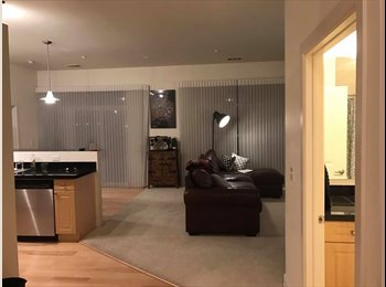 1 Room for rent in 2 bed 2 bath condo