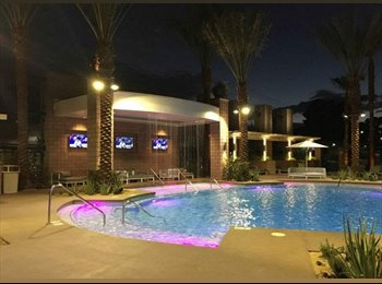Rooms in Luxury 2bd 2ba Apartment for rent! Gated, Safe.