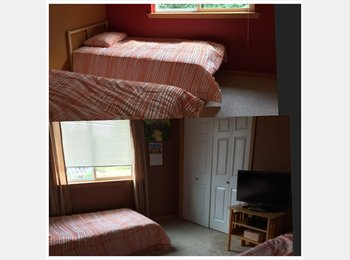 2 rooms available