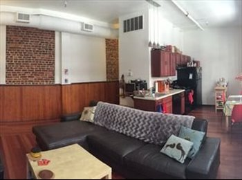 EasyRoommate US - Room Available on 13th & Chestnut - Great Spot in Philly, Philadelphia - $950 /mo
