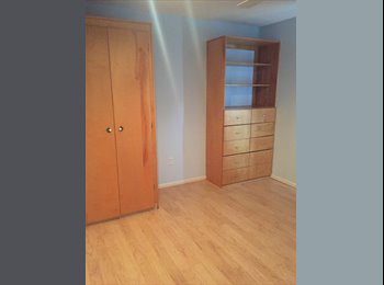 595$ bedroom and shared bath including utilities and...
