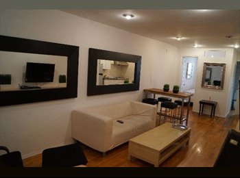Available Private Room In Furnished Apartment 3 Br In Soho...