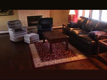 1 or 2 bedrooms available in renovated suburban home