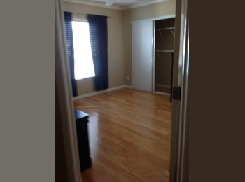 Room and full bathroom for rent