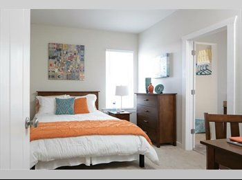 Private Bedroom&Bathroom: The Cottages of Tempe