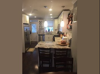 Spacious Bedroom for Rent in furnished Federal Hill Home