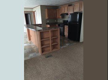 Roommate needed for 3 bedroom 2 bathroom home