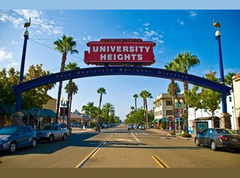 Roommate wanted in University Heights!