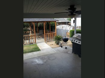 Private room in updated home near Cal State