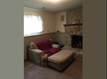 EasyRoommate US - Master room on lower level, Olathe - $500 /mo