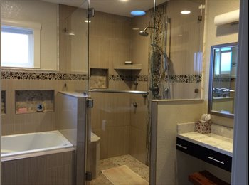2 bedrooms for rent in a light bright beautiful home in...