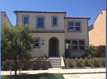 EasyRoommate US -  Luxury Furnished Room/Home in Downtown Brea, Brea - $850 /mo
