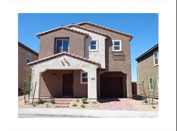 EasyRoommate US - Two bedrooms and private bathroom available, Henderson - $550 /mo