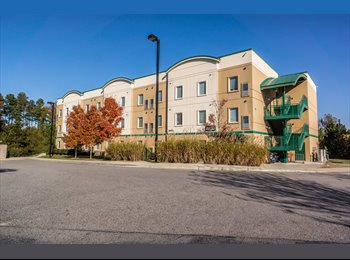 EasyRoommate US - SmartSuites has it all!, Wake Forest - $599 /mo