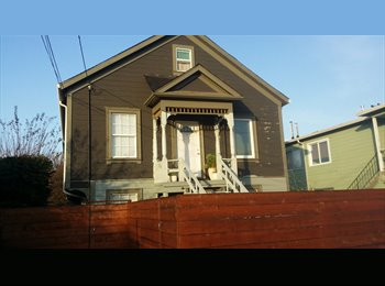 Great Room in 3/1 House, NW Berkeley - 580/University