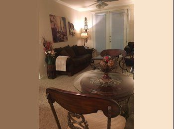 1 bed/ 1 bath available in a 2 bed/ 2bath apt.