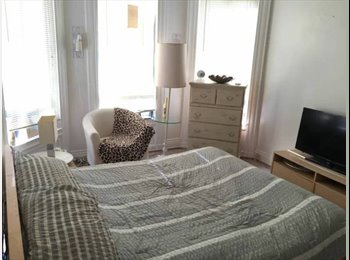 EasyRoommate US - furnished private room, Nob Hill - $1,300 /mo