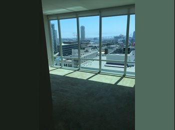 EasyRoommate US - Private bed and bath in Downtown High Rise - Vantage Pointe, Cortez Hill - $1,300 /mo