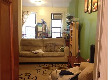 Room w travel-lover in Bed-Stuy brownstone on same block as...