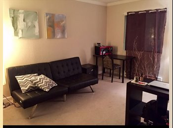 Large 12'x14' Room for Rent Close to Downtown SF