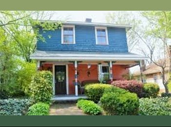 Room for rent one block from UNCG!