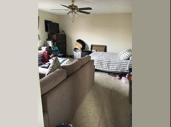 Private Master Bedroom near Disney