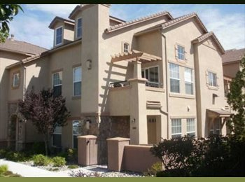 Roommate for Sparks, NV Townhouse