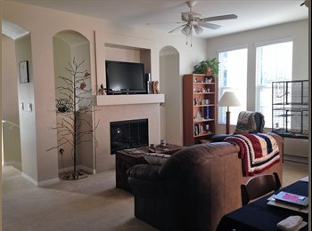 Large room in roomy, bright apartment near I-15