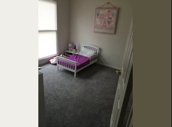 Unfurnished Room available with private bathroom
