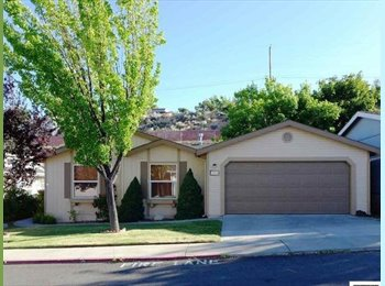 Room available to rent. Just minutes from TMCC/UNR