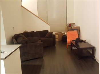 Roommate wanted for shared bedroom in 2BR 2BA in Mission...