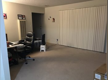 Separate room in a one bed one bath apartment