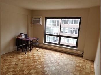 Room in luxury building