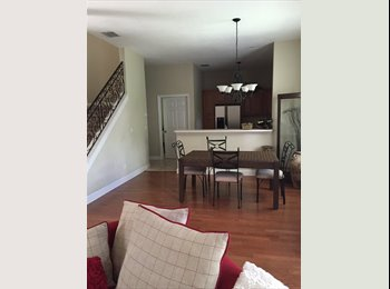 2 story Townhom in Downtown Orlando