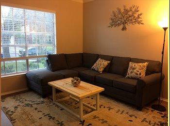 Furnished room for rent (All Bills Included) – Nice & Safe...