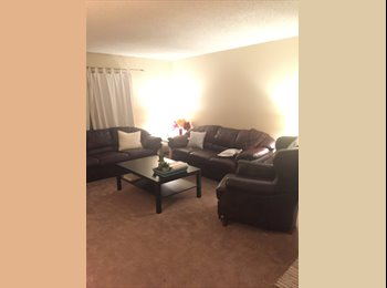 LOOKING FOR PROFESSIONAL FEMALE ROOMMATE