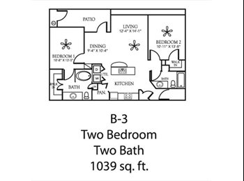 EasyRoommate US - Come look!  , Wells Branch - $625 /mo