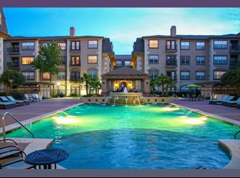 Sublet by Medical City of Dallas $1022 Rent + Utilities