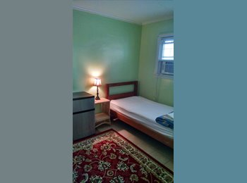 Seeking roommate for sunny 2 bedroom apartment, close to...