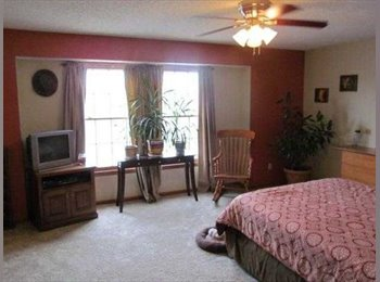 EasyRoommate US - Townhome off of Inverness, Lawrence - $400 /mo
