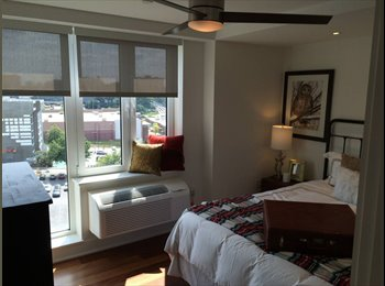EasyRoommate US - Room available in 3Bed/3Bath Luxury Building , Wissahickon - $825 /mo