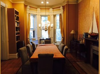 Room for Rent In Downtown Mansion