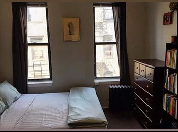 EasyRoommate US - Lg Bdm in Sunny, Quiet  Williamsburg Two Bdm apt, Williamsburg - $1,300 /mo