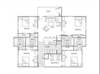 EasyRoommate US - Sub lease, Gainesville - $434 /mo