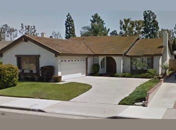 EasyRoommate US - Large Huntington Beach Home with a Room Available, Huntington Beach - $770 /mo