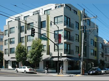 Modern Valencia St Apartment looking for new roommate