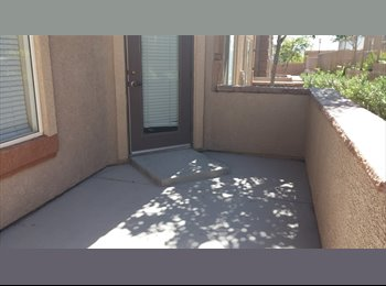 Room for Rent in 2 Story 3BD and 2 1/2bath Town house