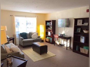 EasyRoommate US - SUBLEASER wanted---Sterling Park Apartments, Greensboro - $500 /mo