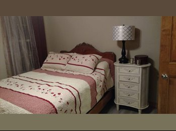 Looking for a fun family friendly roommate to share...