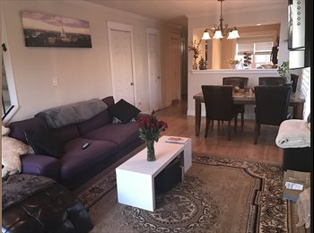 EasyRoommate US - Room for Rent in Townhouse off Columbia Pike! , Alcova Heights - $1,150 /mo